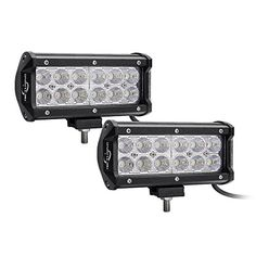 "MICTUNING 2PCS 7"" 36W Flood LED Work Light Bar for Off Ro... https://www.amazon.com/dp/B00EUWIL7S/ref=cm_sw_r_pi_dp_x_cJ6rybCRYWE6C"