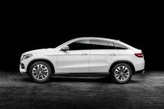 Mercedes-Benz GLE Coupé heeft slechts één concurrent