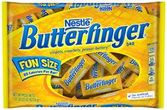 Butterfinger Minis Fun Size, Pop Tarts, Minis, Snack Recipes, Favorite Recipes, Treats, Foods, Sweet Like Candy, Food Food