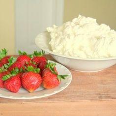 Cheesecake and Marshmallow Fruit Dip recipe