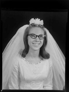 1960 bride