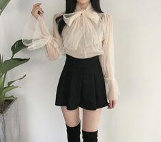 015c68b764160 278 Best Korean OOTD images in 2019   Korean Fashion, Korean style ...