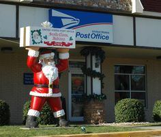 Christmas Lasts Year-Round in Santa Claus, Indiana