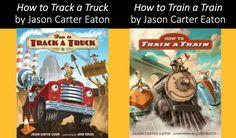 Trucks and Trains! | LibraryMom