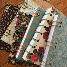10 Journal Designs That Will Get You Writing Tonight notebook diy ideas 10 Journal Designs That Will Get You Writing Tonight - Handmade Notebook, Diy Notebook, Handmade Journals, Handmade Books, Notebook Covers, Handmade Rugs, Handmade Crafts, Handmade Diary, Handmade Skirts