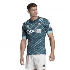 Maillot Rugby Away Highlanders 2020 / adidas Super Rugby, Motif Tartan, Tartan Pattern, Logo University, Adidas Logo, Online Shopping Australia, Highlanders, Fjord, Shopping