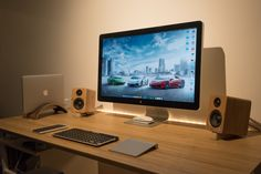 "Thunderbolt display, Macbook Pro 13"" Retina"