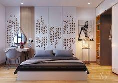 trendy Ideas for bedroom design rustic chic head boards