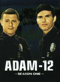 Adam-12 (1968–1975) - Stars: Martin Milner, Kent McCord, Shaaron Claridge. - Two regular police officers patrol Los Angeles. - COMEDY / CRIME / DRAMA
