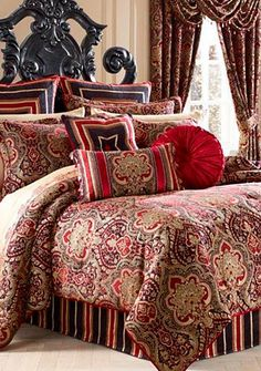 J Queen New York Roma Bedding Collection - Online Only