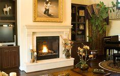 Veristone - Limestone Fireplace Surrounds