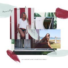 Laura Goodall x Bikini & Me x Habitual Feels