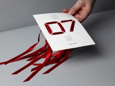 Mucho — Christmas invitations for Andrés Sardá a spanish lingerie brand.