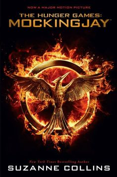 Mockingjay . Third in the best selling triology by Suzanne Collins, and recent movie release, we see  Katniss Everdeen make it to the arena again, having survived the Hunger Games twice. However she's still not safe. The Capitol is angry. The Capitol wants revenge.   Who do they think should pay for the unrest? Katniss. And what's worse, President Snow has made it clear that no one else is safe either. Not Katniss's family, not her friends, not the people of District 12.