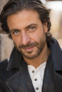 """Adam Levy Picture.  England?  PETER in """"AD, the Bible Continues"""".  Fine actor."""