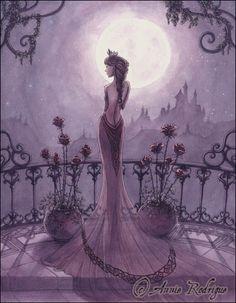 Night Wish-by annie rodridque