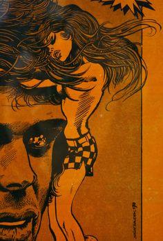 Kája Saudek Artist Names, Pop Art, Comic Books, In This Moment, Pictures, Painting, Bike, Wallpapers, Random