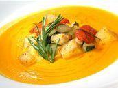 Dýňová polévka Chowder Recipes, Soup Recipes, Asian Recipes, New Recipes, Ethnic Recipes, Whats For Lunch, Sweet Potato Soup, Pumpkin Soup, Kitchens