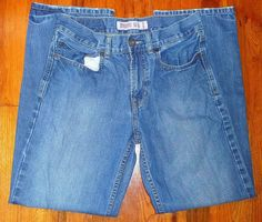 $16.99 OBO Mossimo Supply Co. Relaxed Fit Jeans 30X30 17736 Excellent Condition #Mossimo #Relaxed