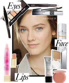 """Play Up Your Natural Beauty With The """"No Makeup"""" Makeup Look - Daily Makeover"""