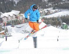Улучшить свои прыжки на лыжах