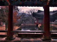 Songgwangsa temple, Suncheon