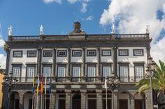 Town Hall in Las Palmas de Gran Canaria, Spain