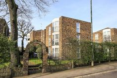 2 bed flat for sale in South Lodge, Nelson Road, Whitton, Twickenham