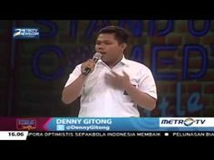 Stand Up Comedy Show 31 Mei 2015 [FULL] - Denny Gitong, Aldes, Lolox, Bi...