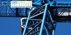 Hope you like heights! Sb Skills Ltd Training, construction, cranes and heavy machines. You have what it takes so join us! http://sbskills.co.uk