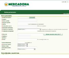 Busco trabajo en el Mercadona... Comprehensible Input, Teaching Spanish, Vocabulary, The Unit, Writing, Reading, Carrera, Lp, Image