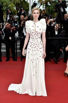 The most glamorous red carpet fashion spotted at Cannes Film Festival: Elizabeth Debicki