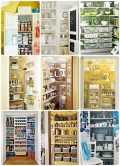 Simple kitchen organization ideas that will keep you clean and clutter free, from the pantry to the junk drawer.