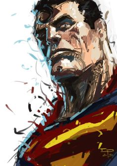 Superman by Germán Peralta