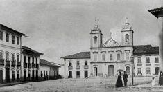 militão augusto de azevedo - Bairro de Santa Ifigênia - 1887