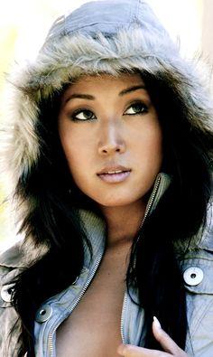Mari Takahashi. She looks so beautiful!!!