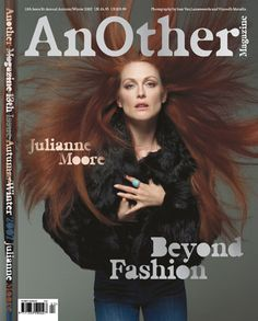 .anOther magazine - julianne moore