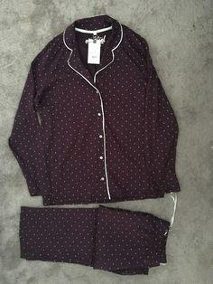 New Debenhams Girls / Women's Pyjamas size 10