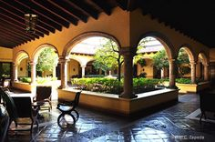 Hacienda Jose Cuervo