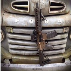 You just might wanna think twice before messing my classic Ford pick up .And.....yes it's loaded.