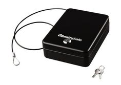SentrySafe P005K 0.05 Cubic Foot Compact Safe, Black by SentrySafe. $17.99. From the Manufacturer                The SentrySafe Compact Safe is the perfect solution for on-the-go security. Ideal for cars, trucks, dorms, campers, boats, or trips to the beach. It is designed to secure all cell phones, wallets, keys, mp3 players, GPS units, and other compact but expensive to replace items that are especially vulnerable to theft. Bring it, lock it, leave it.              ...