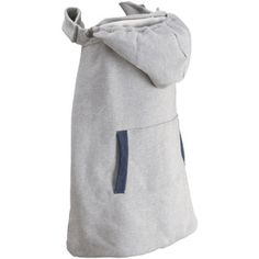 Infantino - Hoodie Universal All-Season Baby Carrier Cover - bet I could make this!