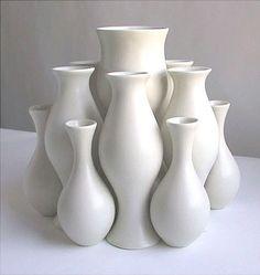 Eva Zeisel, Nested Vases