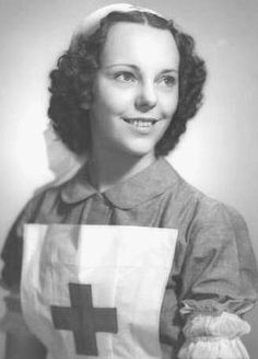 British Red Cross Nurse 1941