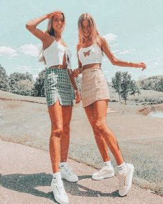 Trendy Summer Outfits, Cute Comfy Outfits, Cool Outfits, Summer Clothes For Teens, Cute Casual Outfits For Teens, Teen Fashion Outfits, Look Fashion, Fashion For Teens, Jugend Mode Outfits