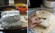 Make-Ahead Meal Idea: Freezer Burritos — Shutterbean