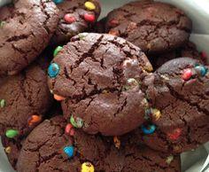 Recipe mini M'N'M cookies by montgkat - Recipe of category Baking - sweet