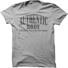 AUTHENTIC BODY T-Shirts, Hoodies, Sweatshirts, Tee Shirts (19.95$ ==► Shopping Now!)