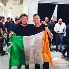 Real pleasure to meet @NiallOfficial at the fight. Genuine bloke and real MMA fan. @SBGCHARLESTOWN. @UFCNews via @rowdyowenroddy ↔↔↔↔via @NiallOfficial @rowdyowenroddy @SBGCHARLESTOWN great to meet you too .