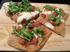 Foodie in Translation: La Rubrica del Lunedì: Pizza scamorza affumicata, ...